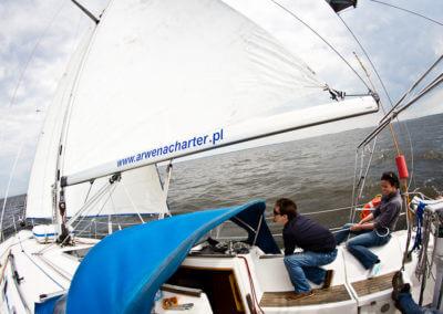 jacht żaglowy blue water sas 39